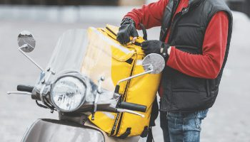 Can You Use a Scooter for UberEats or DoorDash?