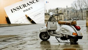 Scooter Insurance Costs – With Actual Quote Detail