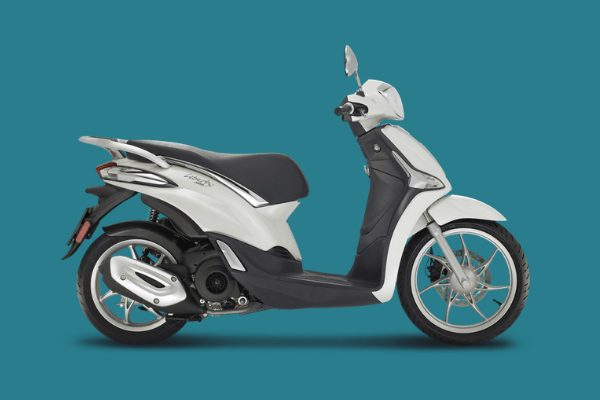 Piaggio Liberty 150 is the best scooter for commuting