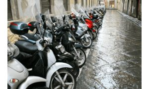AVOID TICKETS – Places you CAN & CANNOT Park Your Scooter